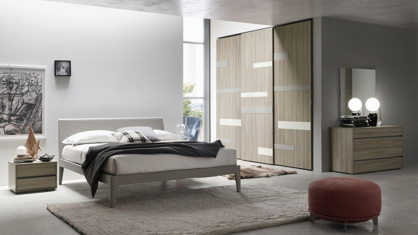 Penelope art scorrevole orme scorcucchi interni cortona - Arredamenti moderni camere da letto ...